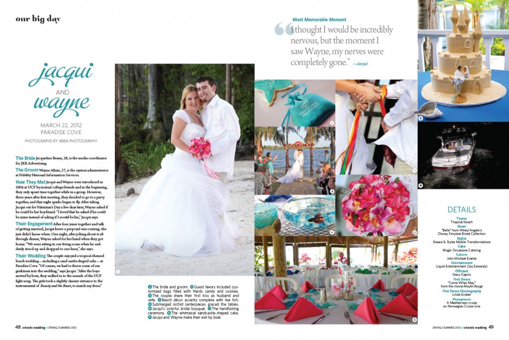 Orlando Wedding Magazine
