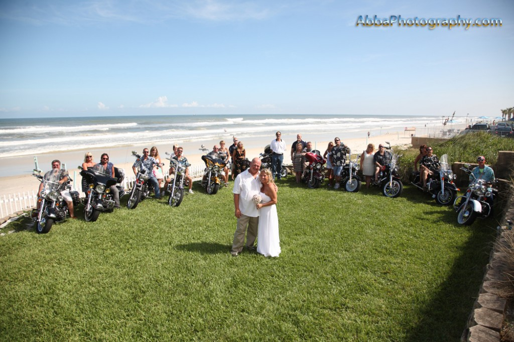 Daytona wedding