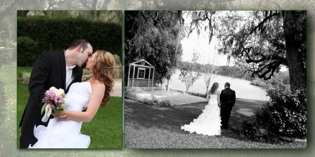Orlando Florida Wedding Photographer Album